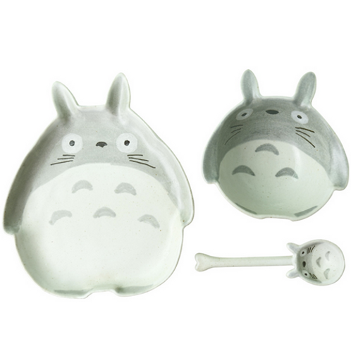 Couverts Totoro