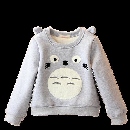 Pull Totoro à oreilles