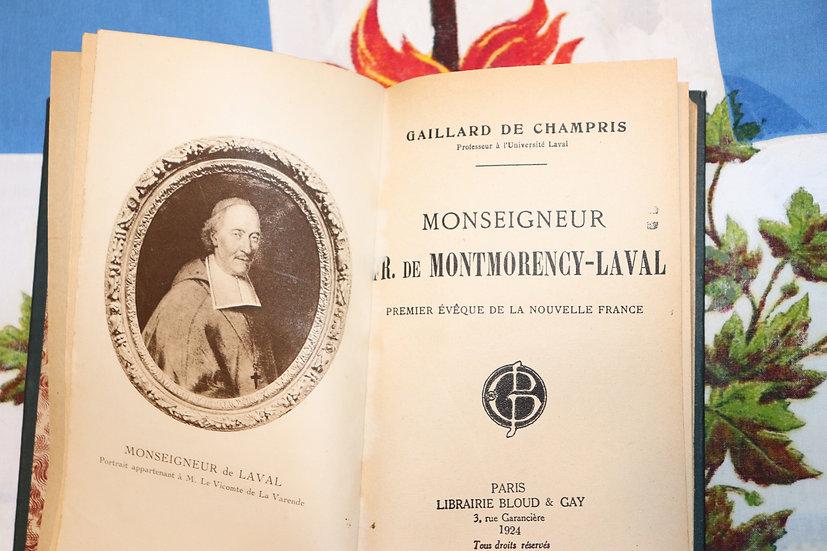 Monseigneur François de Montmorency-Laval