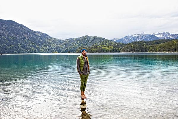 Man_at_the_Lake