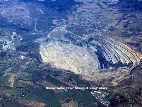 Czechia to sue Poland over the Turów mine