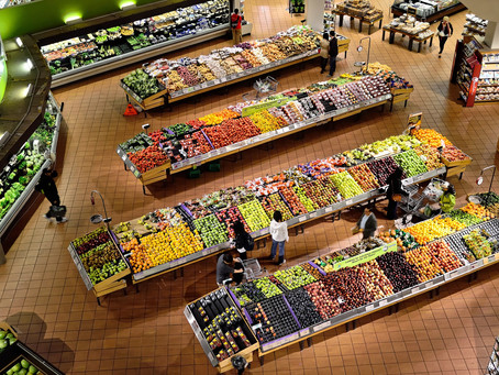 Quotas for Czech food in shops approved