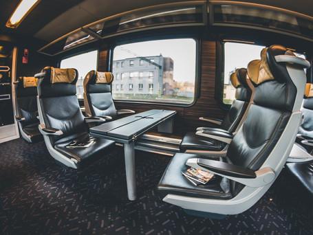 Across Czechia by train for 9 crowns
