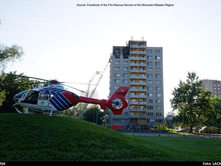 11 dead in Bohumín apartment fire