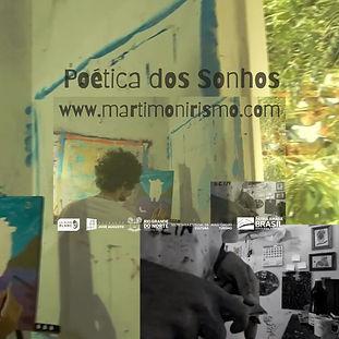 Cartaz - Poética dos Sonhos