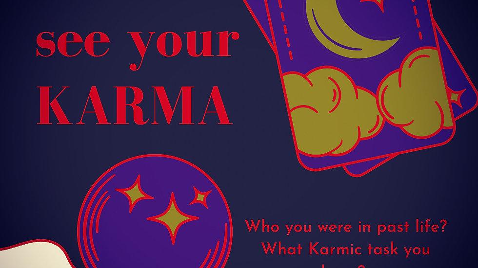 KARMA Reading