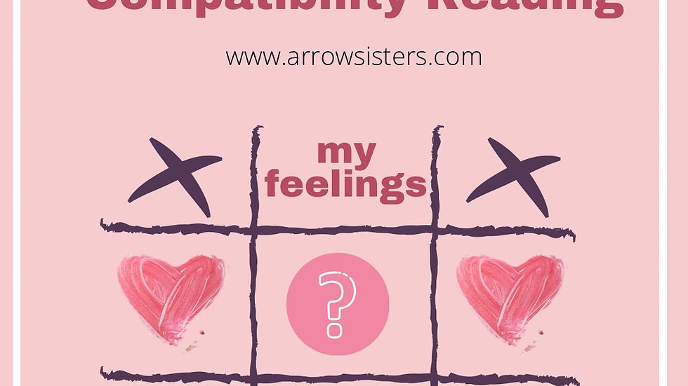 Love Partner Compatibility Reading