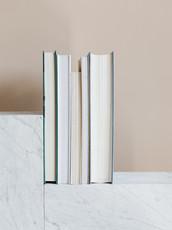 conception de bibliothèque et rangements