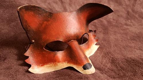 Máscara da Raposa