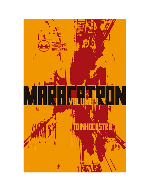 LIVRO - MARACATRON #1