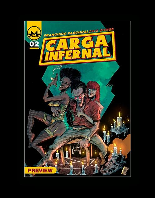 Carga Infernal #2   PREVIEW