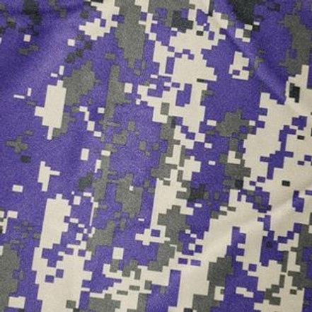 Purple Geo Camo