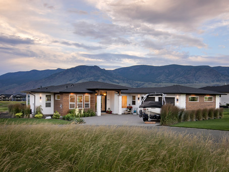 Golf Course Living at Tobiano - Exteriors