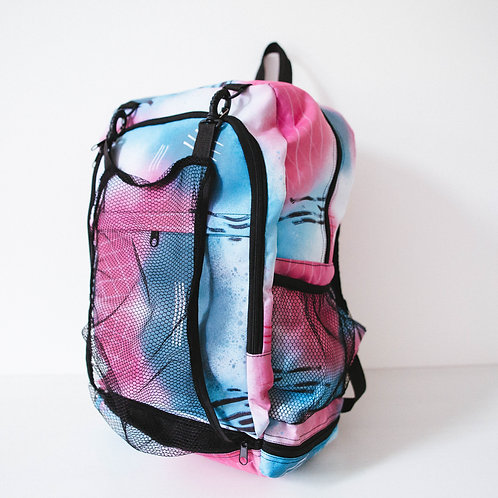 Spray Book Bag
