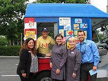 Bedont Orthodontics Ice Cream Delivery
