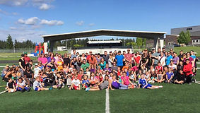 Bedont Orthodontics supports elementary school Fun Run