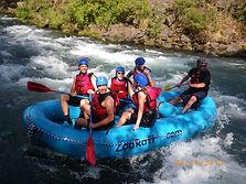 Bedont Orthodontics Rafting
