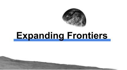 Expanding Frontiers Logo
