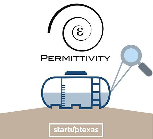 Permittivity Startup Texas