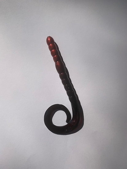 """7"""" CURLY TAIL WORM - 8 PACK"""