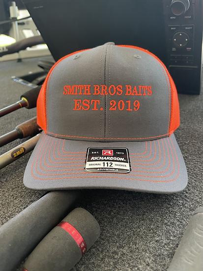 Smith Bros Baits Trucker Hat