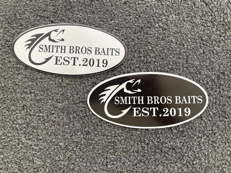 Smith Bros Baits Sticker