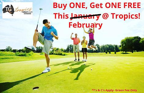 Tropics February BUY One Get One FREE.jp