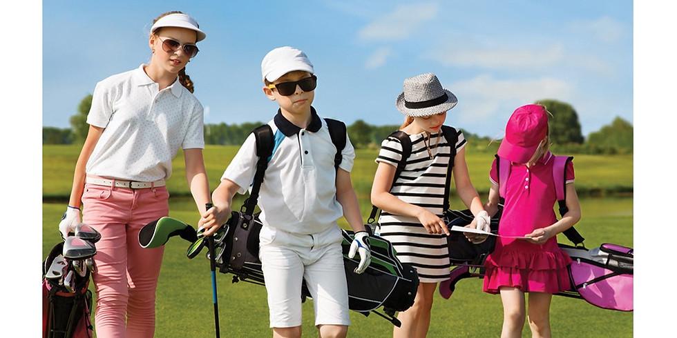 FREE Junior Golf with PGA Pros Sept/Oct School Holidays