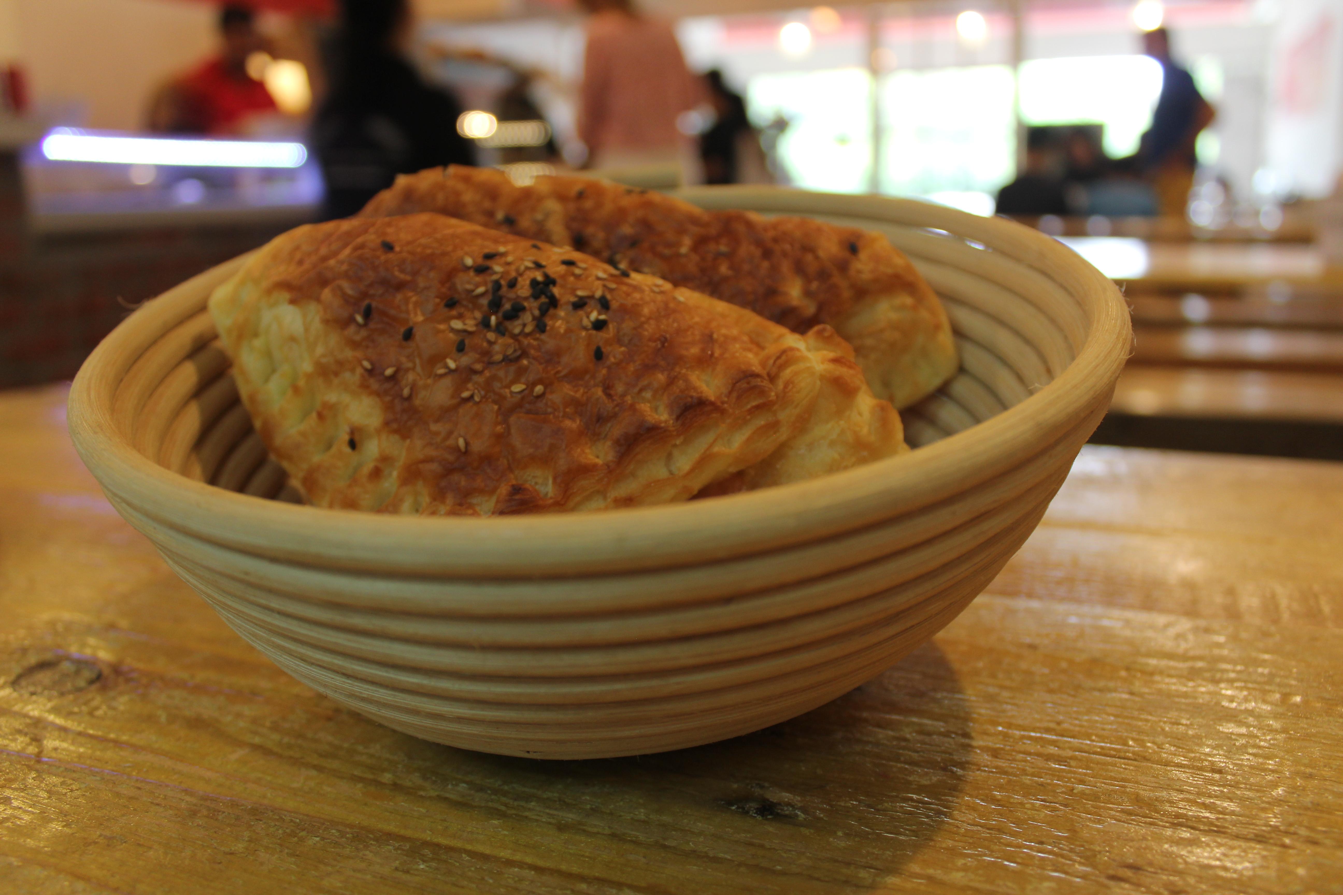 """Croissant á la """"Cordon Bleu"""""""