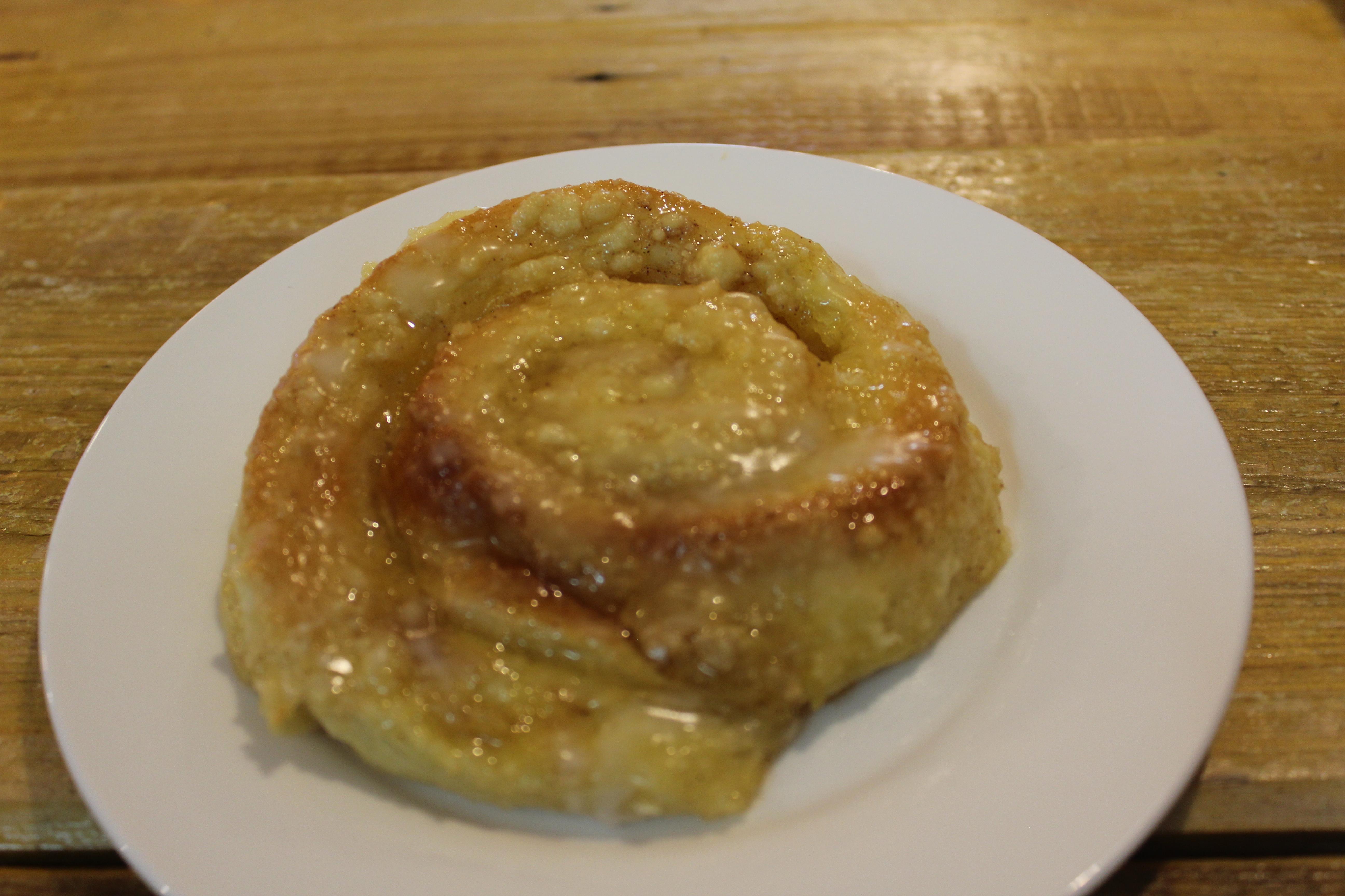Cinnamon Roll - Zimtschnecke