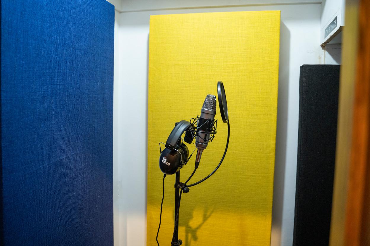 Von Boyage Vocal Booth