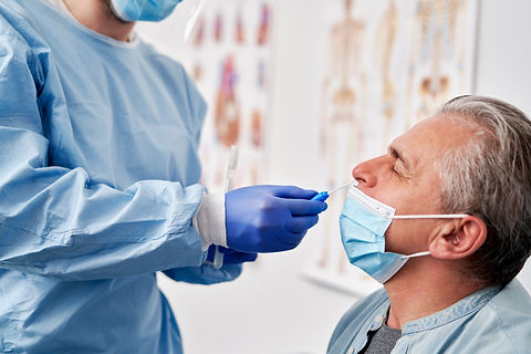 close-up-of-medic-taking-sample-for-coro