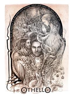 Shakespeare calendar. Othello