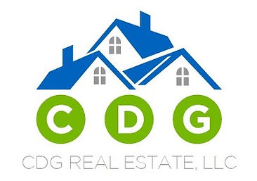 CDG Real Estate Home Buyers Logo