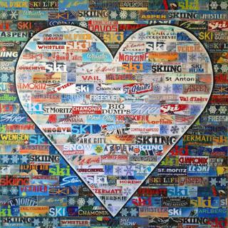 Ski Heart II