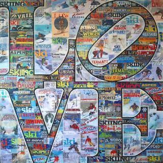 Love skiing II