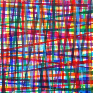 Color interlacing