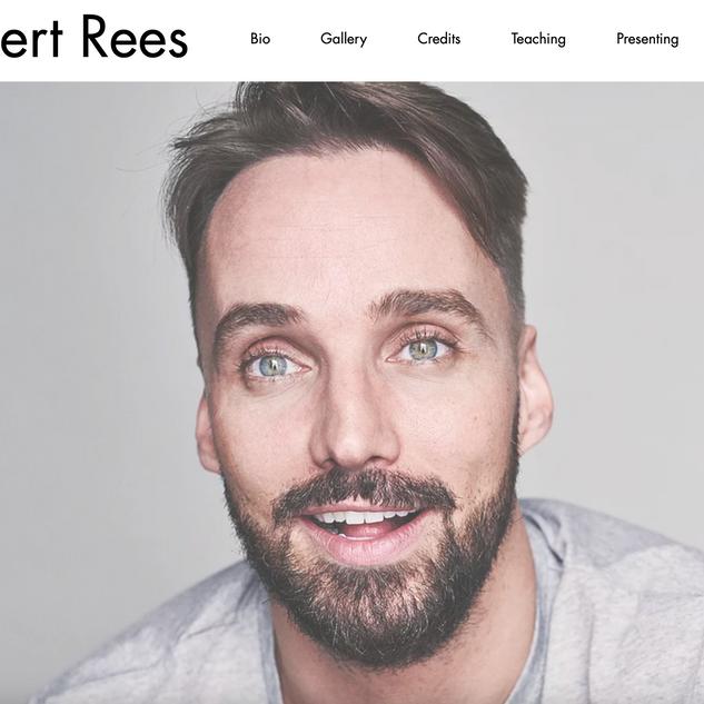 Robert Rees Official Website