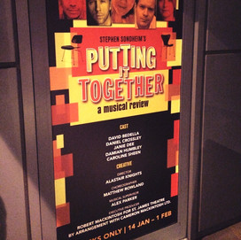 Putting It Together - West End Premiere