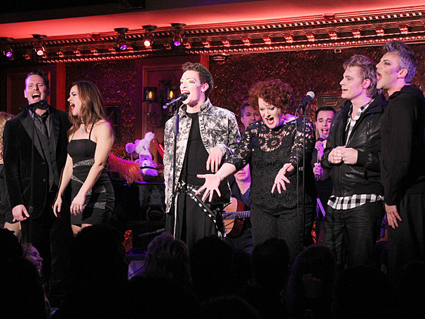Taboo 10 years later - Broadway Cast Reunion at 54 Below
