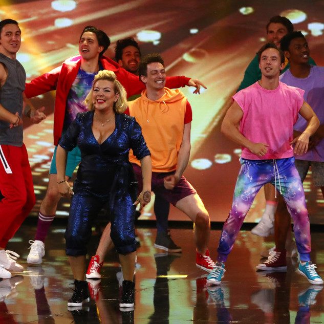 Britains Got Talent - Live Semi Finals - Joseph performance