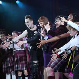 School of Rock - Cast Bows