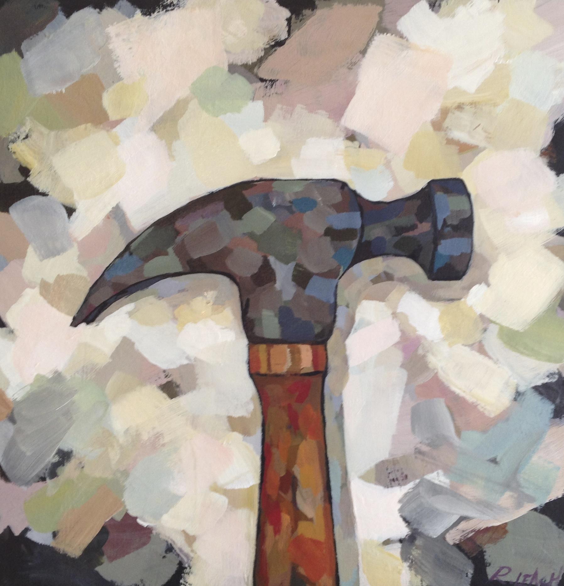 Hammer II, 16 x 16