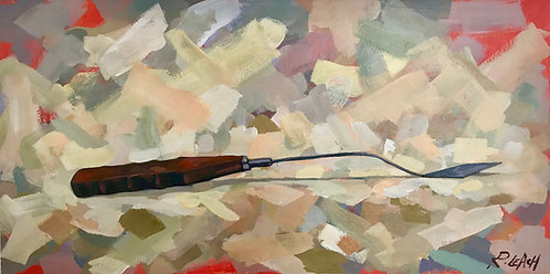Self-Referential (Palette Knife)