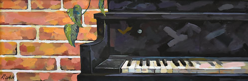 Piano II (Sold)