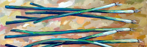 Green Onions (Sold)