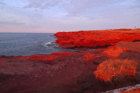 Red Cliff, Cavendish
