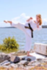womens karate