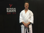 Senior Instructor Bonsai Karate