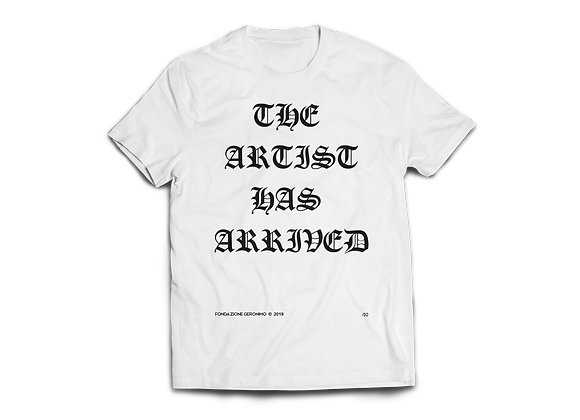 THE ARTIST HAS ARRIVED 2.0 | PRE ORDER